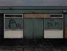 George Shaw 2: The Back that used to be The Front, 2008