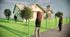 [ ARTLANTIS ] Objet ou composant Autocad, Villa Savoye, Boss Lady, Landscape Planner