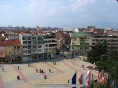 Kazanlak, Bulgaria ... I lived here