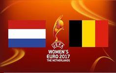Portail des Frequences des chaines: Belgium vs Netherlands - UEFA Women's Championship...