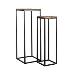 Richmond Interiors Accessoires • Sohome Richmond Interiors, Structure Metal, Pure Products, Wood, Furniture, Home Decor, Recycled Wood, Black Metal, I Don't Care
