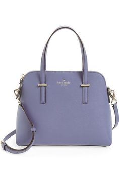 kate spade new york  cedar street - maise  leather satchel available at   Nordstrom d7953b24aa