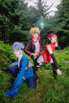Team 7, Anime Naruto, Boruto, Joker, Geek Stuff, Cosplay, Manga, Fictional Characters, Style