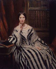 Portrait d'Angela Georgina Burdett-Coutts, 1840