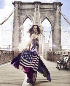 ab9239bb7c82 American Dream  Blanca Padilla by Alexi Lubomirski for Harper s Bazaar USA  September 2018 Módne Trendy