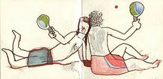 SONILOQUIOS dibujos y cosas mias