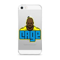 You wanted a iphone protector case? Limited edition Luke Cage iphone case, not available in stores. Iphone Protector, Luke Cage, Netflix, Third, Iphone Cases, Stars, I Phone Cases, Star