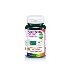 ¿Conoces todos los beneficios que el Ajo Espino Olivo Bio puede aportar a tu organismo? Mejora tu bienestar vascular y el cuidado de la presión arterial