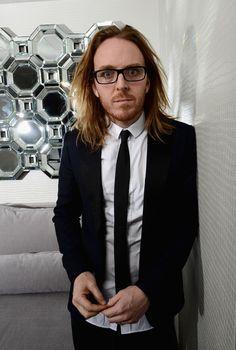 Comedian Tim Minchin poses during Australians In Film Awards & Benefit Dinner