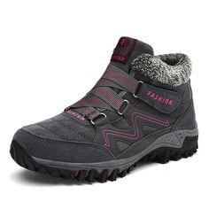 aaca76e6c04e81 Large Size Non Slip Casual Boots Slipper Boots