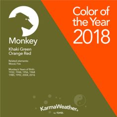 What Are The Lucky Colors To Wear In Discover Color Of Year 2018 Your Chinese Zodiac Sign And Which Feng Shui Auious For