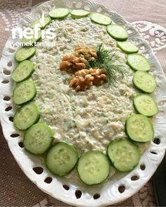 Salatalıklı Kabaklı Yaz Salatası #salatalıklıkabaklıyazsalatası #salatatarifleri #nefisyemektarifleri #yemektarifleri #tarifsunum #lezzetlitarifler #lezzet #sunum #sunumönemlidir #tarif #yemek #food #yummy