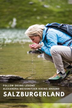 Ex-ÖSV Ski Star Alexandra Meissnitzer is showing you her favorite hiking spots in the SalzburgerLand! Interesting Facts About Yourself, Can You Can, Hiking Spots, Photo Walk, Journey, Fine Art Photo, Personal Photo, Austria, Fun Facts