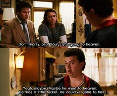 pineapple express! I know this whole movie by heart!