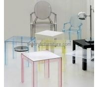 Acrylic table, Console table, Side table, Round table
