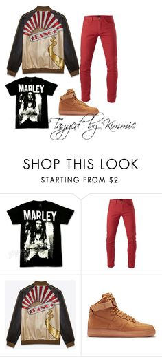 """""""Bang!!!!!!!!!"""" by taggedbykimmie15 on Polyvore featuring 3x1, Yves Saint Laurent, NIKE, mens, men, men's wear, mens wear, male, mens clothing and mens fashion"""