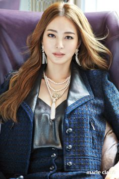 Han Ye Seul - Marie Claire Magazine April Issue... - Korean Magazine Lovers