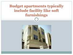 Budget apartments typically include facility like soft furnishings  The Living waters national managed Cheap accommodation in Pune, offering we are a stylish and elite residence for all age group.
