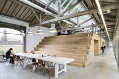 Completed in 2015 in Tilburg, The Netherlands. Images by Inpetto Fotografisch…