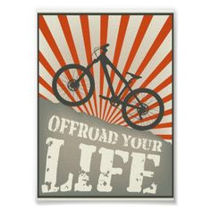 Offroad your life posters