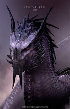Dragon Vermitor Vulom (3D) by IrenBee on DeviantArt