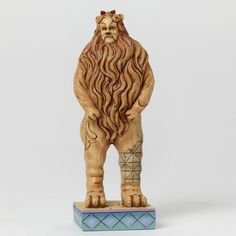 Wizard Of Oz Cowardly Lion-Pint-Sized Cowardly Lion Figurine Received 12/2014 - Michelle