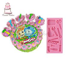 3D Silicone Mold Hammer and Opener Mold Fondant Cake Molds Soap Chocolate Mold For The Kitchen Baking Cake Tools SM-313 ~ Find out more on  AliExpress.com. Just click the VISIT button. #crockpot