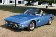 1967 TVR Trident convertible Maintenance/restoration of old/vintage vehicles: the material for new cogs/casters/gears/pads could be cast polyamide which I (Cast polyamide) can produce. My contact: tatjana.alic14@gmail.com