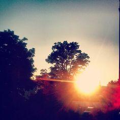 #sunset #summer #againandagain #beautiful #loveit !!!!!