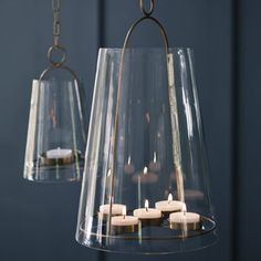 The gentle twinkle of our hanging sky lantern brings a little magic to courtyards, alcoves or pathways. From Rowen and Wren