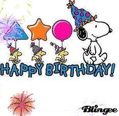 happy birthday wishes Happy birthday Happy Birthday Snoopy Images, Peanuts Happy Birthday, Happy Birthday Chicken, Happy Birthday Mommy, Happy Birthday Wishes Photos, Snoopy Birthday, Happy Birthday Celebration, Happy Birthday Video, Birthday Wishes Quotes