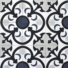 More than 500 cement tiles references in stock with immediate availability Floor Patterns, Tile Patterns, Floors And More, Mosaic Tiles, Cement Tiles, Tiles Texture, Painted Floors, Flooring Options, Stone Flooring
