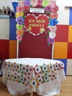 Kuran töreni Birthday Decorations, Holiday Decor, Kids, Sunday School, Classroom, Nursery Class Decoration, Anniversary Decorations, Young Children, Boys