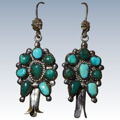 8e9bef527 212 Best Squash blossoms earrings images in 2018 | American indian ...
