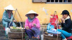 Hoian Street Food Tour with FOI, Vietnam!