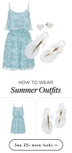"""Summer Outfit"" by xoxmammaxox on Polyvore"