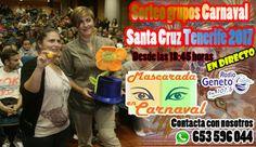 """Grupo Mascarada Carnaval: """"Mascarada en Carnaval"""" retransmitirá el sorteo de..."""