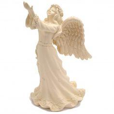 angel figurines | Angel Star Figurine (Large) - Large Angel Figurines