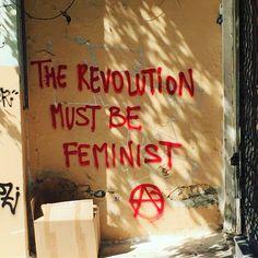 Exarchia #athens #exarchia #feminism