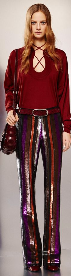 Emilio Pucci Collection Pre-Fall 2015