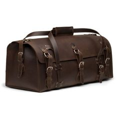The Beast Duffel Bag from Saddleback Leather Co. Mens Travel Bag, Travel Bags, Saddleback Leather, Sac Week End, Leather Men, Leather Bags, Leather Jackets, Pink Leather, Men Accesories