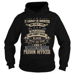 PRISON OFFICER T-SHIRTS, HOODIES, SWEATSHIRT (38.99$ ==► Shopping Now)