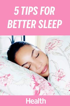 You know you need consistent sleep to be healthy, but it's not always easy to get quality shuteye. Our expert shares their best tips. | Health.com