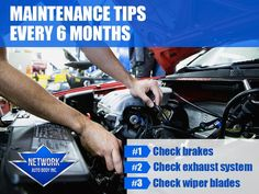 Every 6 months make sure you get these checked up on! Here at Network Auto Body we care about making sure your car gets the proper care that it needs. Every make and model is different and we cater to each car's specific needs! #Trust #NetworkAutoBody #Luxury #Love #Your #Vehicle #Auto #AutoBody #LA #New #Paint #Car #PicOfTheDay #Amazing #Wheels #Rims #Repairs #Transformation #Makeover #Vehicles #California #Cars #Of #LosAngeles #Best