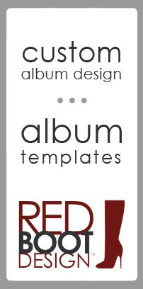 Red Boot Design Custom Design and Templates