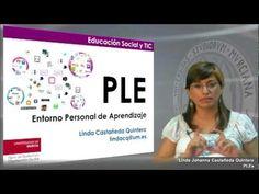 PLE(entornos personales de aprendizaje) Linda Castañeda nos explica sobre el PLE y su importancia en la actualidad.