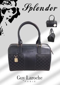 7367778ab7e5 Collection  Splendor Price  7900 THB. Guy Laroche Leather