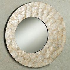 Chappel Round Wall Mirror