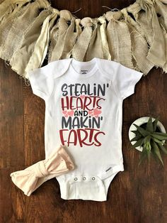 77333ff3ec 11 Best Girl Baby Shower Gift - Monthly Onesies images