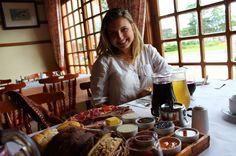 No Gramado Café Colonial